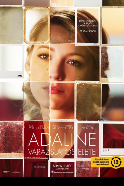 Adaline varázslatos élete – Plakát