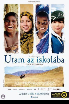 Utam az iskolába – Plakát