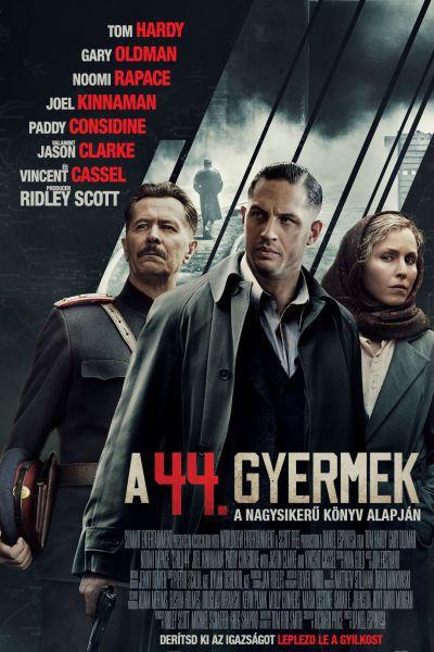 A 44. gyermek – Plakát