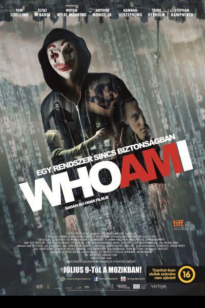 Who Am I - Egy rendszer sincs biztonságban – Plakát