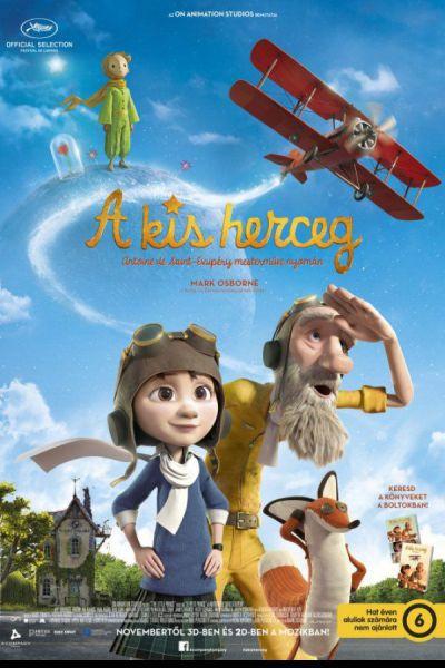 A kis herceg – Plakát