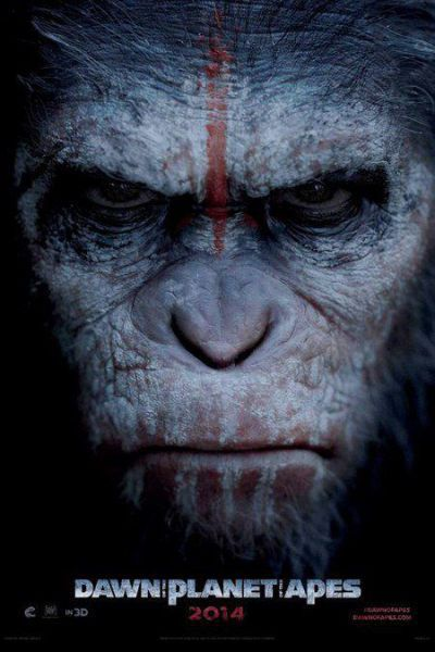 A majmok bolygója: Forradalom – Plakát