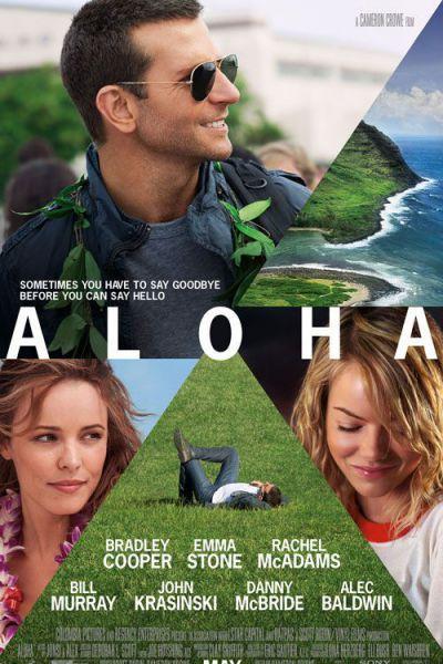 Aloha – Plakát
