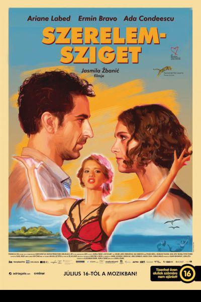 Szerelemsziget – Plakát