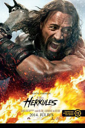 Herkules – Plakát