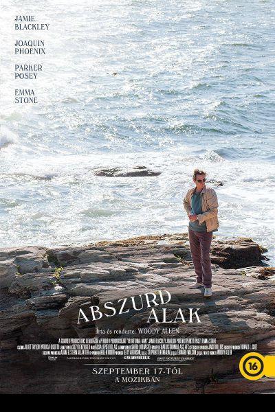 Abszurd alak – Plakát