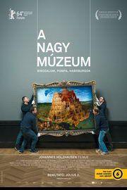 A nagy múzeum – Plakát