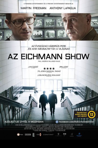 Az Eichmann Show – Plakát