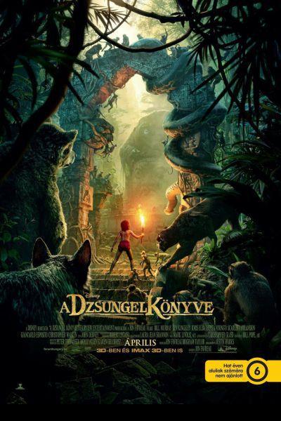 A dzsungel könyve – Plakát