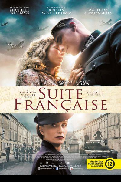Suite Francaise – Plakát