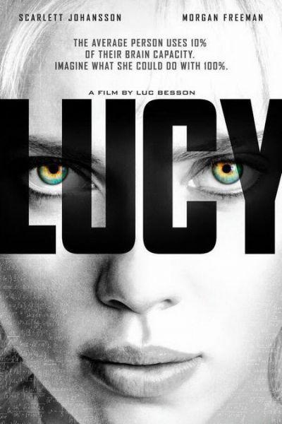 Lucy – Plakát