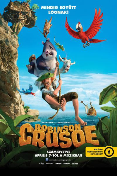 Robinson Crusoe – Plakát