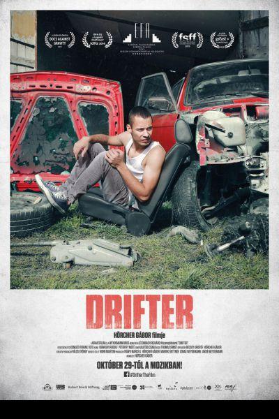 Drifter – Plakát