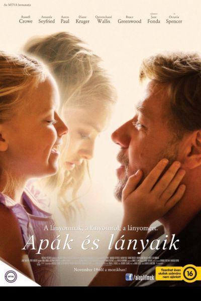 Apák és lányaik – Plakát