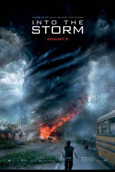 A vihar magja – Plakát