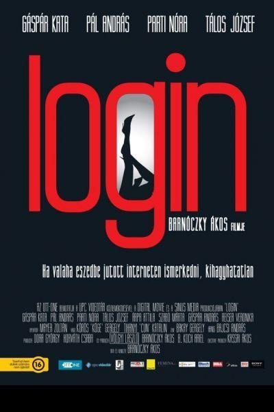 LogIn – Plakát