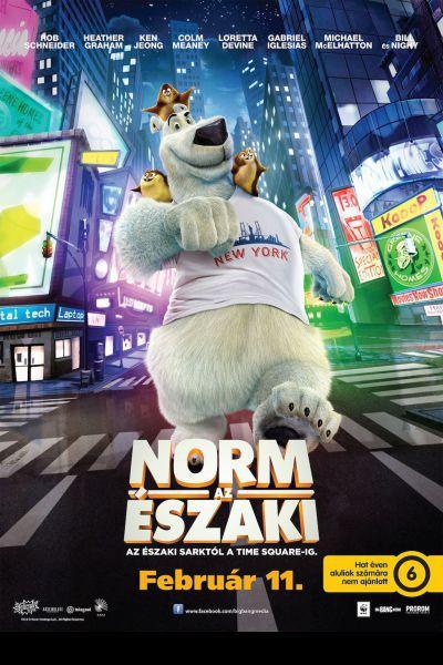 Norm, az északi – Plakát