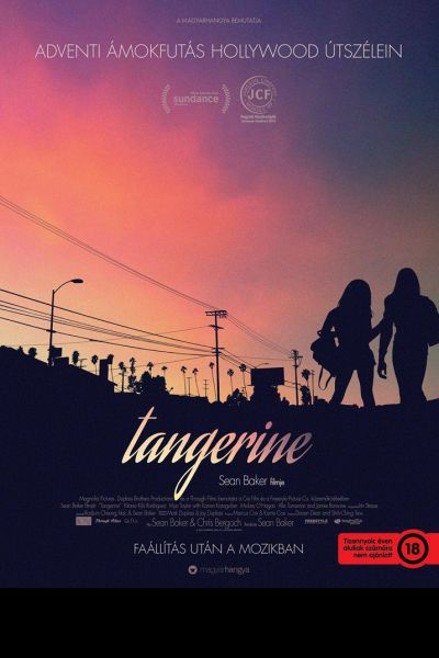 Tangerine – Plakát
