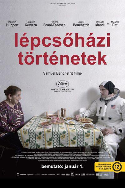 Lépcsőházi történetek – Plakát