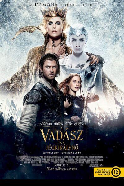 A Vadász és a Jégkirálynő – Plakát