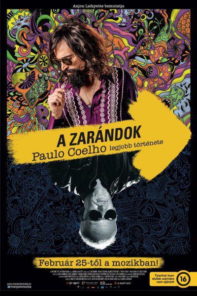 A Zarándok - Paulo Coelho legjobb története – Plakát