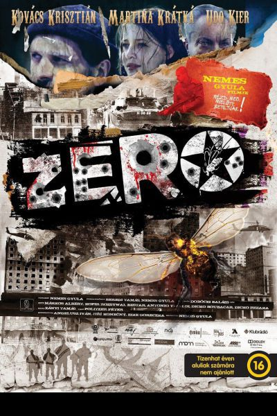 Zero – Plakát