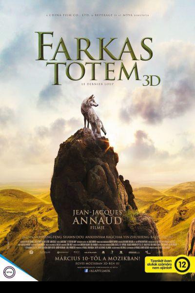 Farkas Totem – Plakát