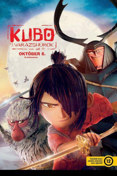 Kubo és a varázshúrok – Plakát