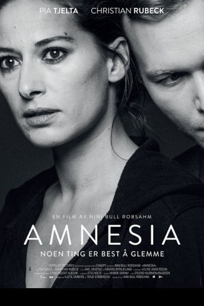 Amnézia – Plakát