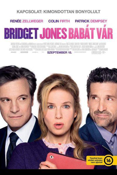 Bridget Jones babát vár – Plakát