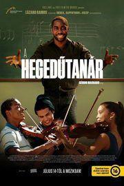 A hegedűtanár – Plakát