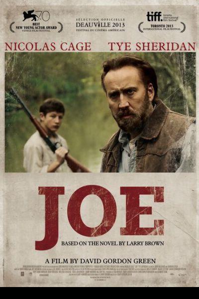 Joe – Plakát