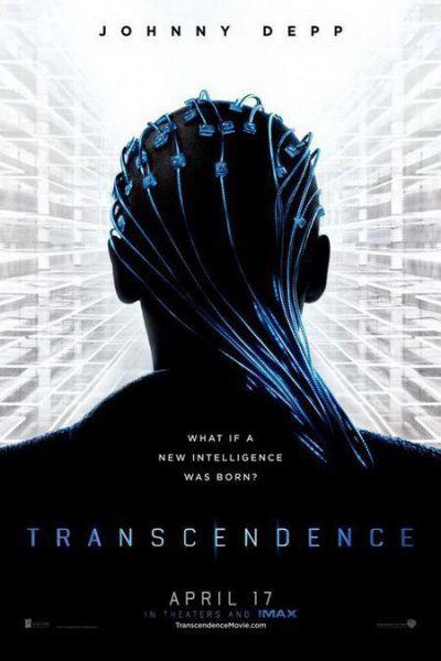 Transzcendens – Plakát