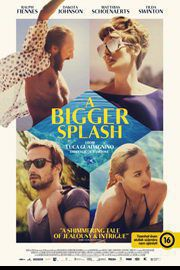 A Bigger Splash – Plakát