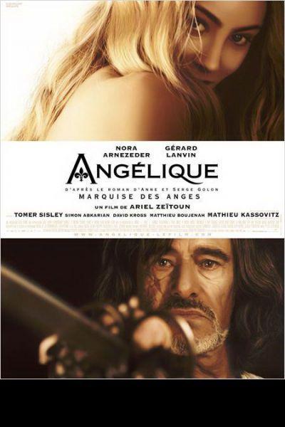 Angélique – Plakát