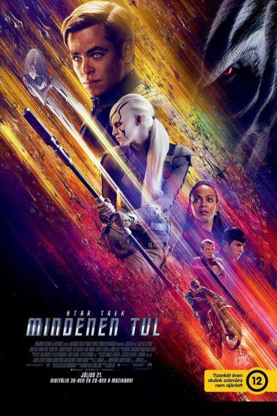 Star Trek: Mindenen túl – Plakát