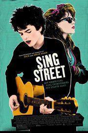 Sing Street – Plakát
