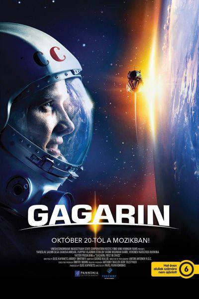 Gagarin – Plakát