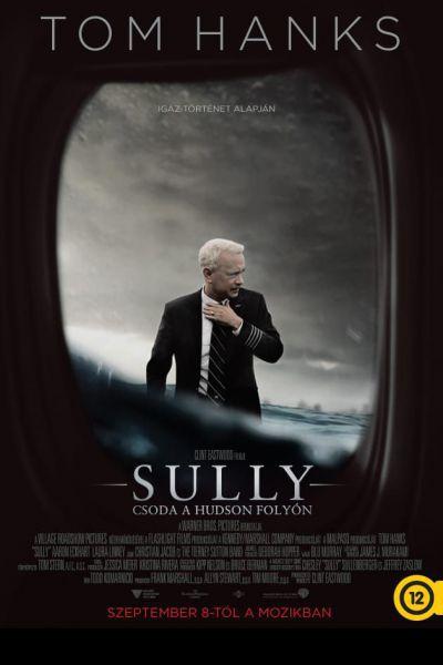Sully - Csoda a Hudson folyón – Plakát