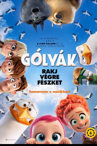 Gólyák – Plakát