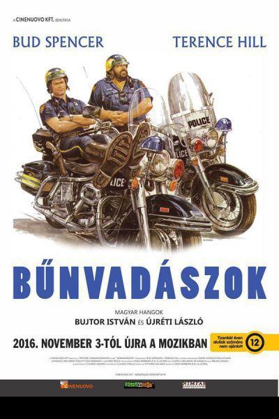 Bűnvadászok – Plakát