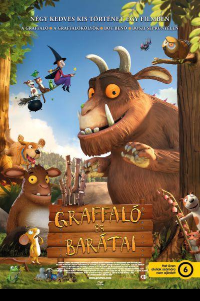 Graffaló és barátai – Plakát