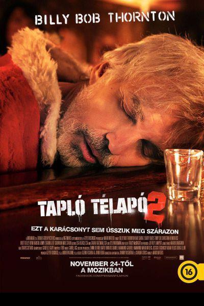 Tapló Télapó 2. – Plakát