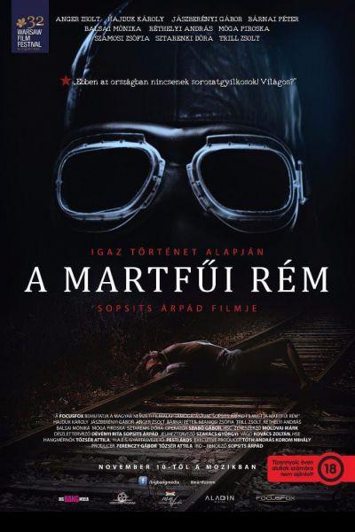 A martfűi rém – Plakát