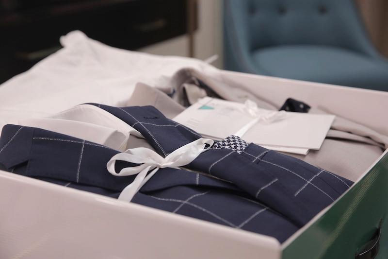 Mr. Draper styling service package