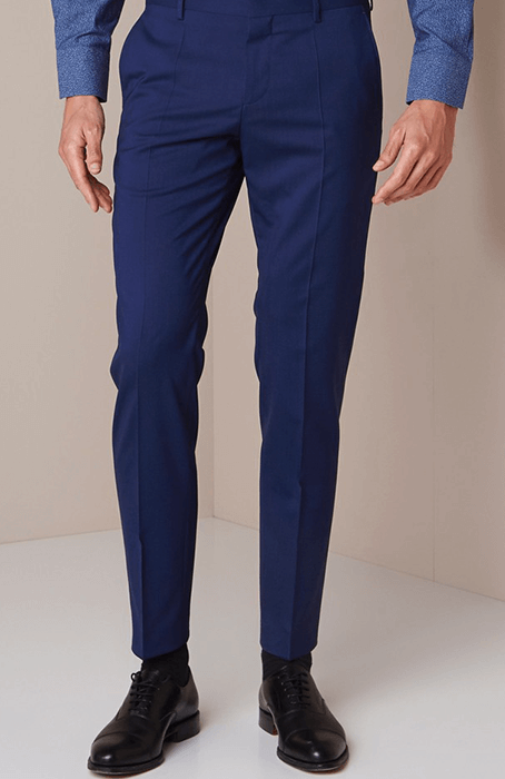 Slim fit pants - Mr.Draper
