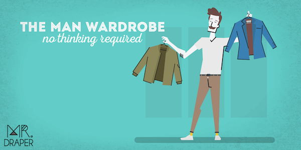 The Man Wardrobe: Essential Classics You Can Rely on Time and Again