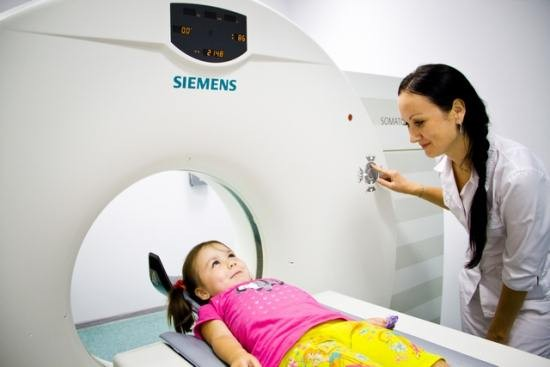 КТ головного мозга ребенку