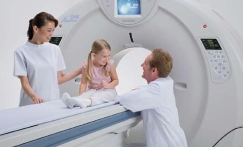 МРТ мозга для детей