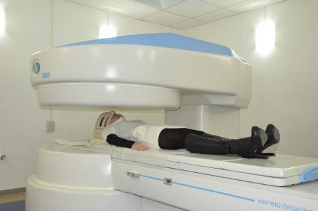 Открытое МРТ головного мозга